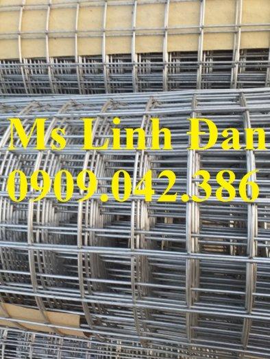 Lưới thép hàn mạ kẽm D2 ô 25x25 khổ 1m, 1.2m, 1.5m8