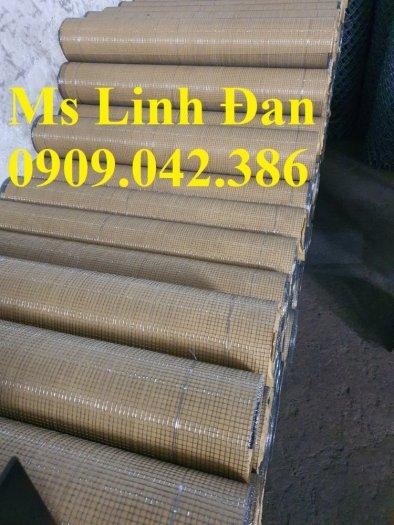 Lưới thép hàn mạ kẽm D2 ô 25x25 khổ 1m, 1.2m, 1.5m3