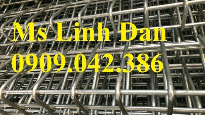 Nhận sản xuất hàng rào lưới thép ,hàng rào lưới thép mạ kẽm7