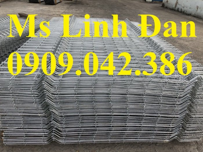 Nhận sản xuất hàng rào lưới thép ,hàng rào lưới thép mạ kẽm2