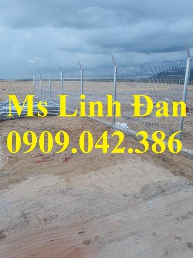 Nhận sản xuất hàng rào lưới thép ,hàng rào lưới thép mạ kẽm0
