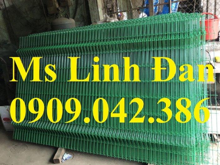 Chuyên sản xuất lưới hàng rào phi 4, phi 5, phi 6 mạ kẽm theo yêu cầu3