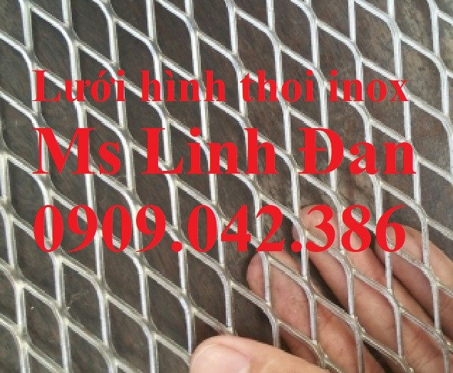 Lưới thép dập giãn dày 1ly, lưới thép dập giãn dày 2 ly, lưới thép dập giãn dày 3 ly,0
