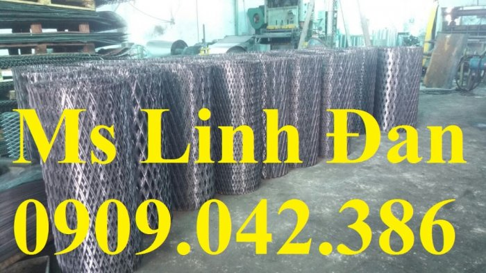 Lưới dập giãn dày 3ly, lưới dập giãn day 4ly, lưới dập giãn 5ly,0