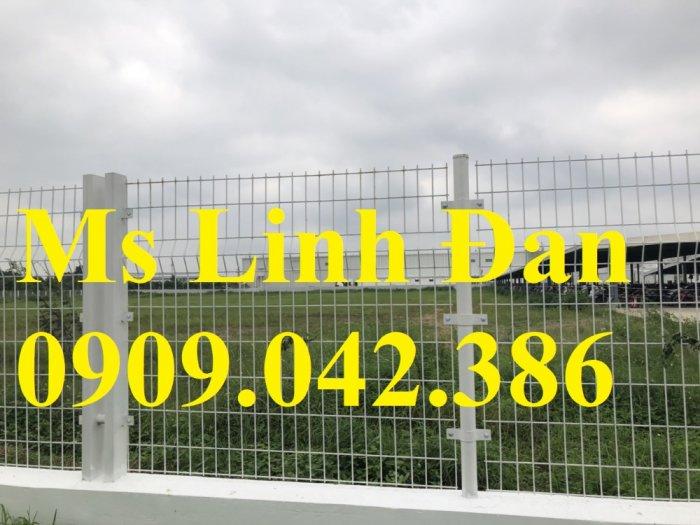 Hàng rào lưới thép mạ kẽm D3, D4, D5, D68