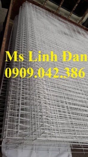 Hàng rào lưới thép mạ kẽm D3, D4, D5, D63