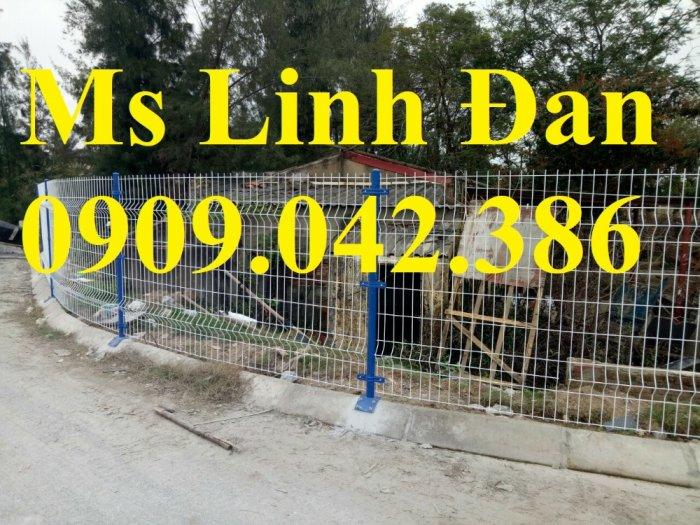 Nơi mua hàng rào lưới thép mạ kẽm chính hãng, giá rẻ11