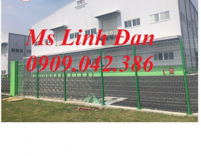 Nơi mua hàng rào lưới thép mạ kẽm chính hãng, giá rẻ8
