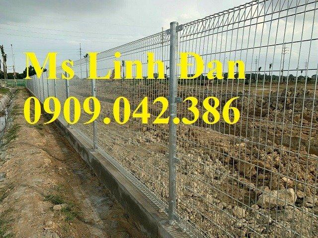 Nơi mua hàng rào lưới thép mạ kẽm chính hãng, giá rẻ5