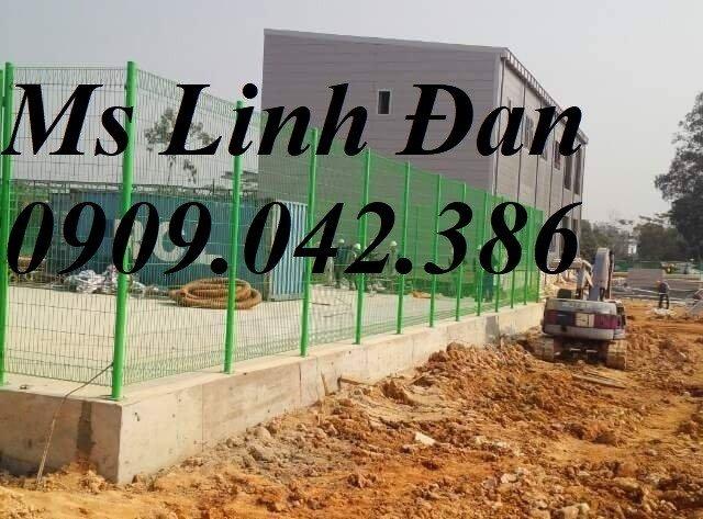 Nơi mua hàng rào lưới thép mạ kẽm chính hãng, giá rẻ1