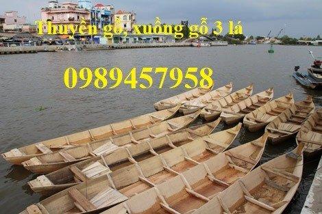 Mẫu thuyền gỗ 3m, 3,5m, 4m, Xuồng gỗ, Thuyền gỗ 4m3