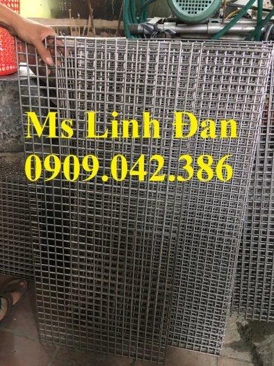 Chuyên cung cấp lưới inox 201, 304, 316, lưới inox hàn chử nhật,8