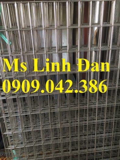 Chuyên cung cấp lưới inox 201, 304, 316, lưới inox hàn chử nhật,6