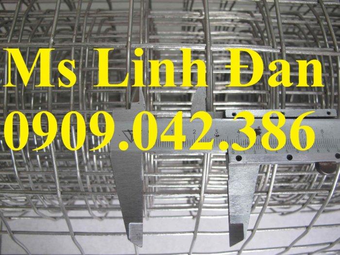 Chuyên cung cấp lưới inox 201, 304, 316, lưới inox hàn chử nhật,1