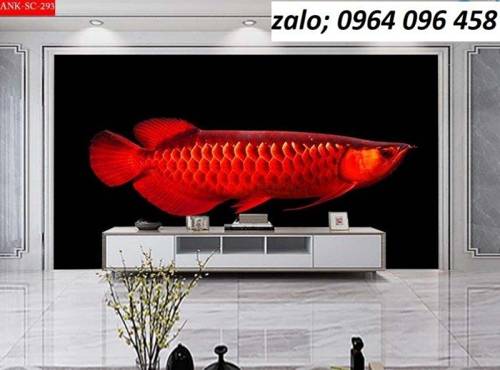 Tranh gạch 3d cá chép - HNBV40