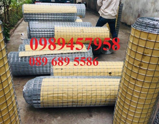 Bán Lưới thép làm giàn lan phi 3 ô 50x50, Lưới phi 4 ô 50x50, 100x1005