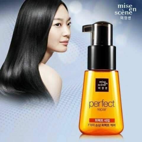 Dầu dưỡng tóc Perfect Repair Miseen Scene1