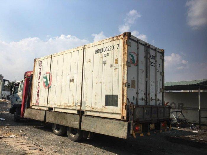 Container lạnh bảo quản thực phẩm tươi sống0