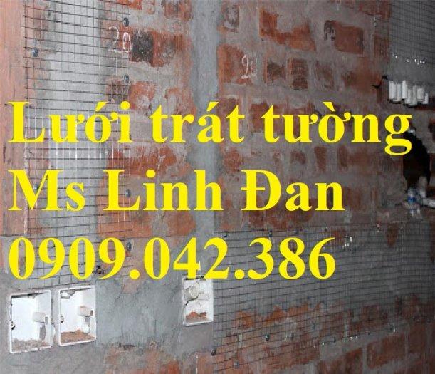 Lưới trát tường 10x10, Lưới chống nứt 6x12, Lưới mạ kẽm 1ly, 1,5ly ô 15x150