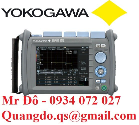 Nhà cung cấp thiết bị đo lường hãng Yokogawa1