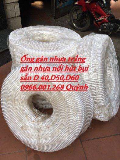 Báo giá đại lý ống gân nhựa trắng , ống cổ trâu , ống gân xoắn phi 50,60,76,90,100 giá tốt6