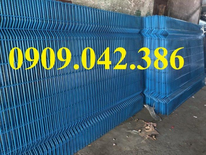 Hàng rào lưới thép sơn tĩnh điện, lắp đặt hàng rào lưới thép sơn tĩnh điện,12