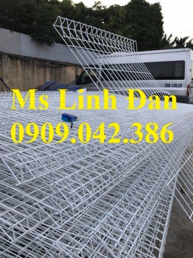 Hàng rào lưới thép sơn tĩnh điện, lắp đặt hàng rào lưới thép sơn tĩnh điện,5