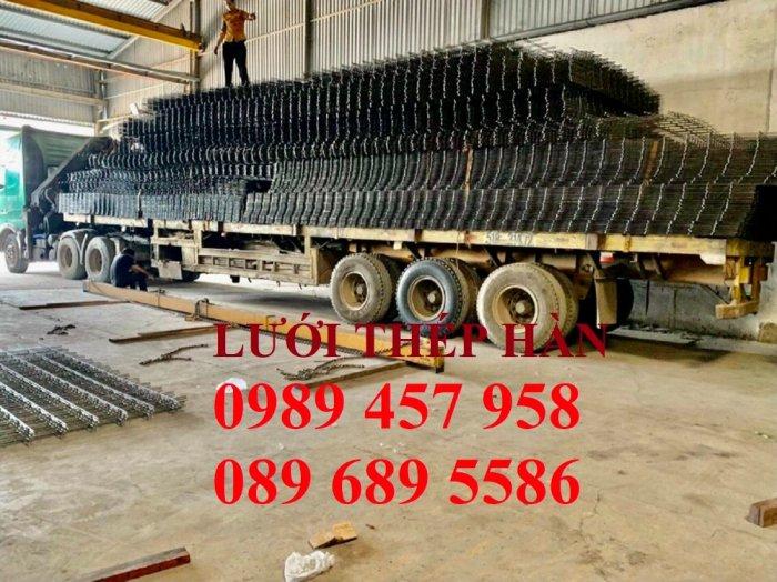 Xưởng sản xuất lưới thép phi 4, phi 5, phi 6 a 50x50, 100x200 mới 100%5