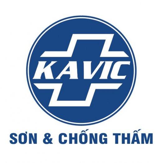 Sơn Kavic bóng cao cấp nội thất KA-3883