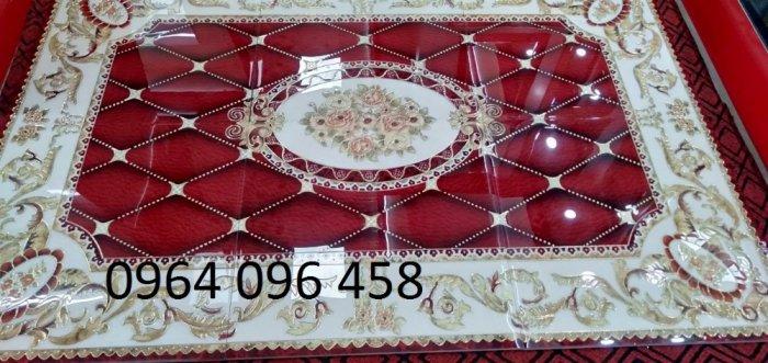 Gạch thảm - thảm gạch lát nền phòng khách - 545XN5