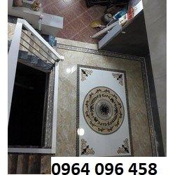 Gạch thảm - thảm gạch lát nền phòng khách - 545XN1