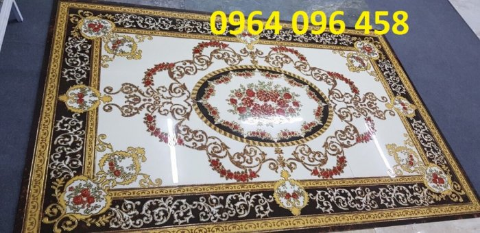 Gạch thảm - thảm gạch lát nền phòng khách - 545XN0