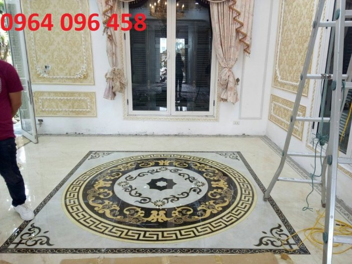 Gạch thảm phòng khách khổ lớn - 755XP11