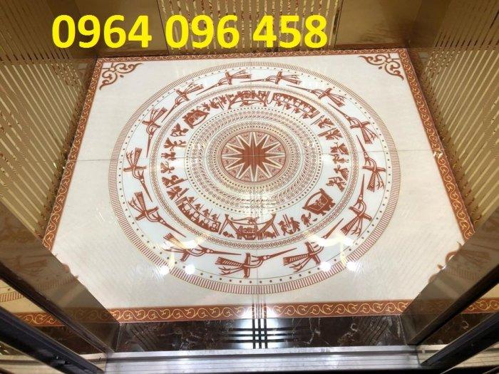 Gạch thảm phòng khách khổ lớn - 755XP8