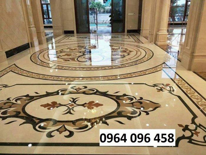 Gạch thảm phòng khách khổ lớn - 755XP6