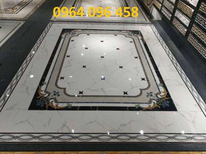Gạch thảm phòng khách khổ lớn - 755XP5