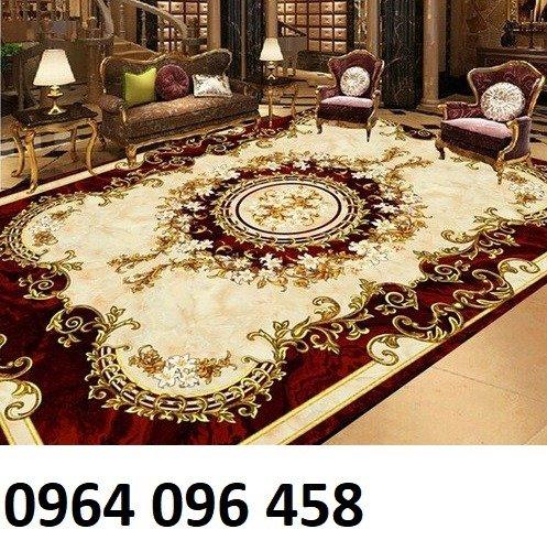 Gạch thảm phòng khách khổ lớn - 755XP3