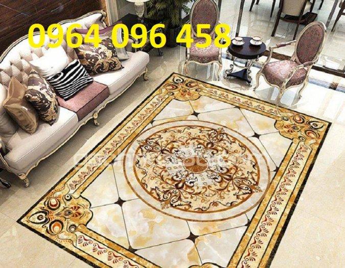Gạch thảm phòng khách khổ lớn - 755XP1