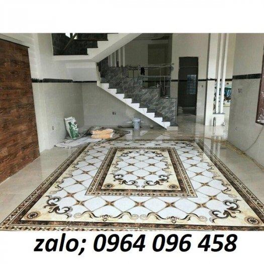 Gạch thảm lát sảnh nhà - DCD447