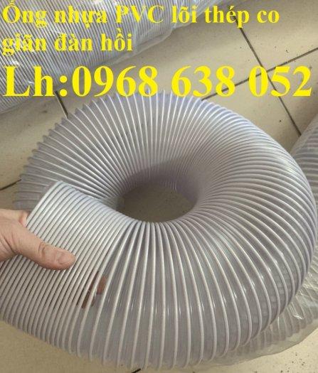 Mua ống nhựa PVC lõi thép bọc nhựa đàn hồi phi150, phi200, phi250, phi300 giá rẻ13