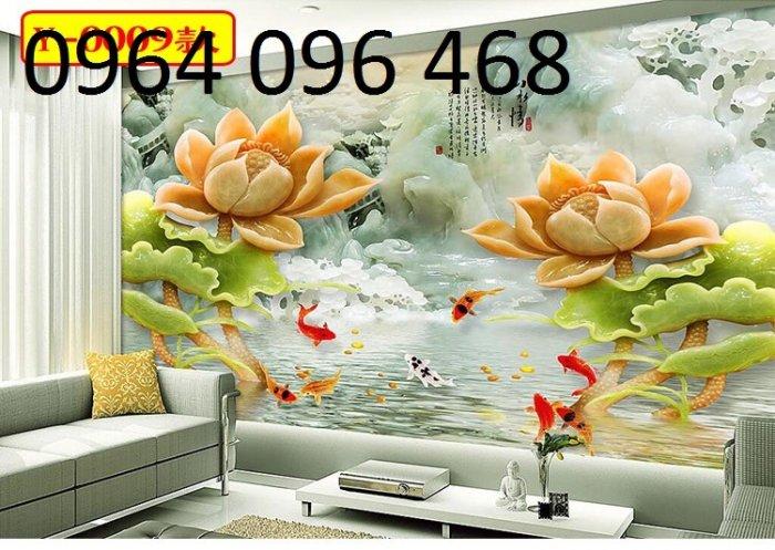 Tranh 3d - tranh gạch 3d phòng khách - XCC48