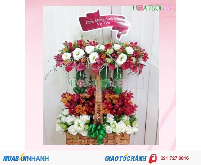 Hoa Sinh Nhật GSN037