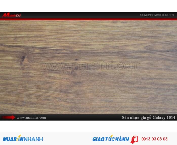 Sàn nhựa giả gỗ Galaxy 10140
