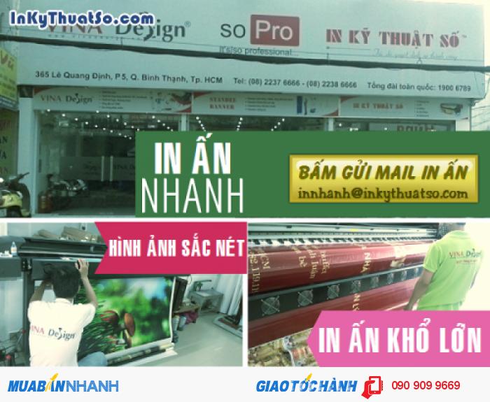Đến với Công ty TNHH In Kỹ Thuật Số - Digital Printing Ltd bạn nhận được sự t�...