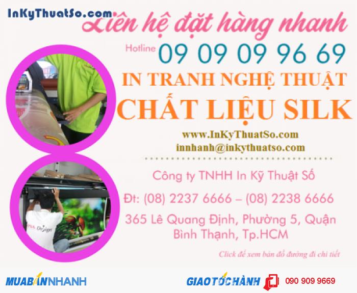 Hoặc bạn trực tiếp đến trung tâm in ấn của In Kỹ Thuật Số tại 365 Lê Quang...