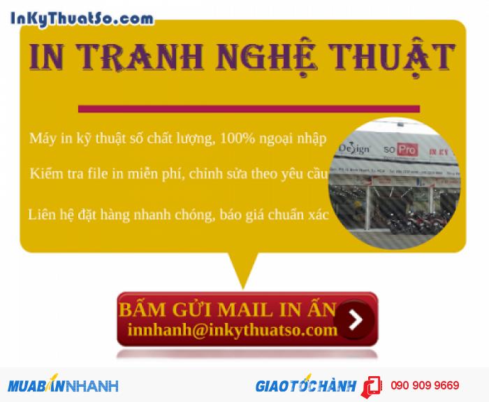 Bạn gửi file đặt in silk về innhanh@inkythuatso.com để được kiểm tra file đặt i...