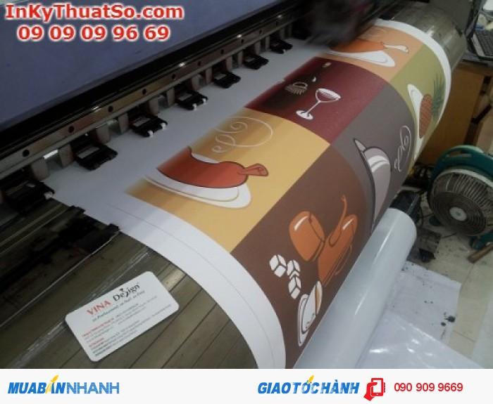 In canvas từ hình clip art nghệ thuật cho trang trí nhà hàng