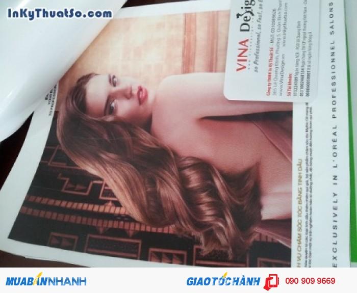 Tranh treo tường với hình ảnh về các kiểu tóc giới thiệu về các dịch vụ của salon cũng góp phần tạo nên một bối cảnh riêng cho salon tóc. In tranh khổ lớn chất liệu canvas với hình ảnh in ấn rõ nét, hài hòa về màu sắc, thể hiện đúng với bản file đặt in là vật phẩm không thể thiếu trong các salon hiện đại ngày nay.