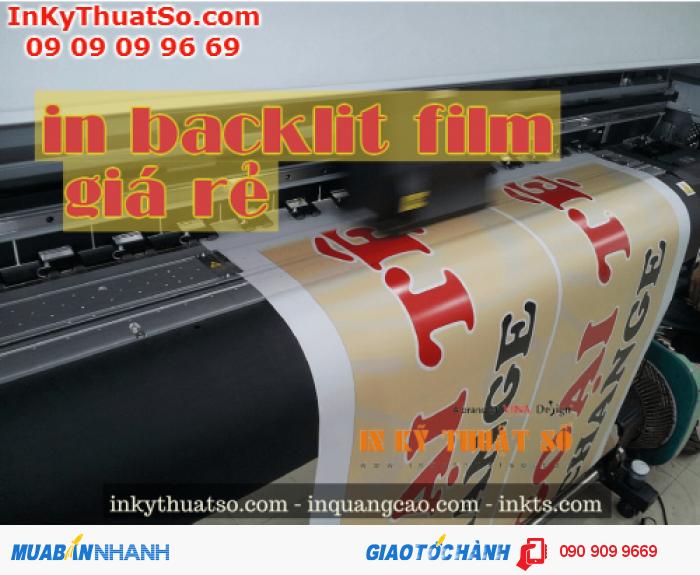 in backlit film giá rẻ chất lượng cao, sản phẩm có ứng dụng trong trưng bày quảng cáo, in ấn sự kiện, in ấn trang trí cửa hàng, showroom các loại, Công ty TNHH In Kỹ Thuật Số - Digital Printing với việc sở hữu 100% máy in hiện đại, đáp ứng nhu cầu in nhanh của tất cả khách hàng.