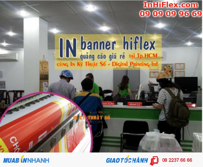 Liên hệ in bạt hiflex giá rẻ chất lượng